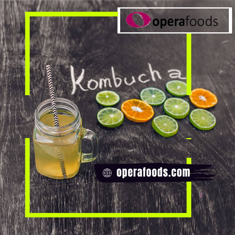 Why You Should Start Your Morning With A Cup Of Kombucha Tea?