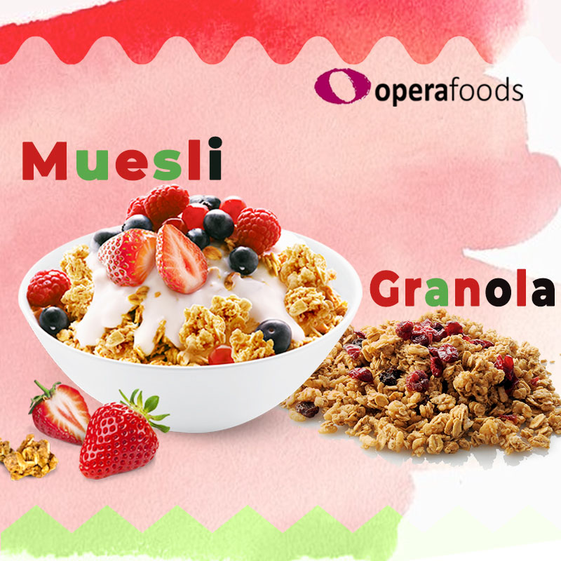 Which Is Healthier Granola or Muesli?