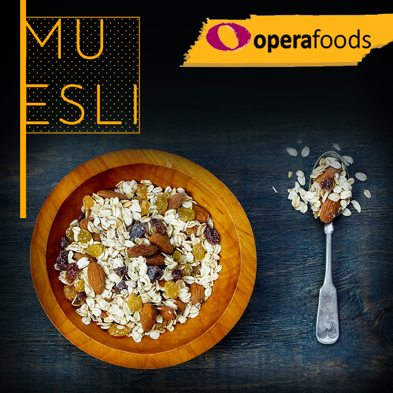 Muesli, a Handmade Superfood for a Perfect Gut Health