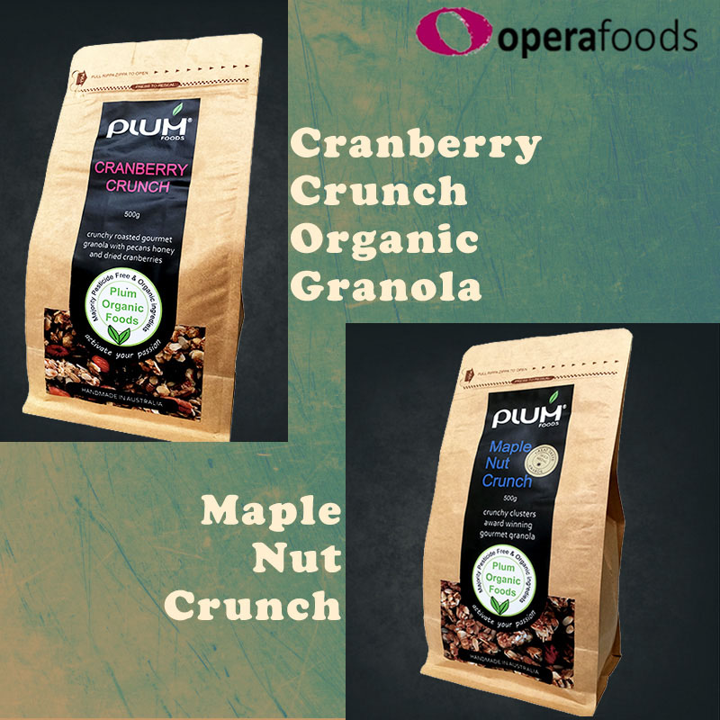 Opera Foods are the Manufacturers as Well as the Distributors of Australia