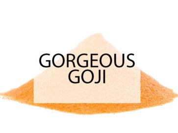 goji acai bowl ingredients