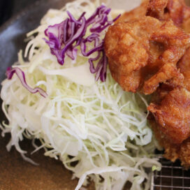 Easy Japanese coleslaw recipe. The side that goes with everything