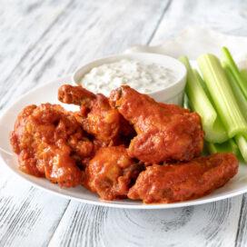 Recipe Q&A – Buffalo Chicken Wings