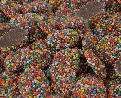 Chocolate Jewels (Freckles or Sparkles) Classic Milk Chocolate - 8kg Carton