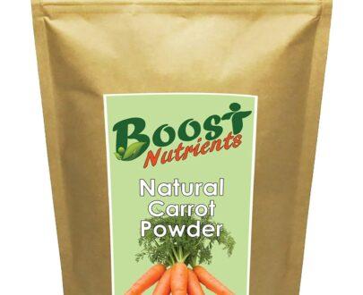 Australian Organic Carrot Powder 100g - Boost Nutrients